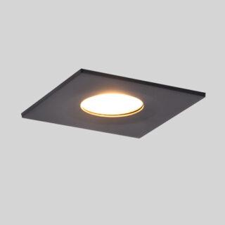 ledverlichting vierkant zwart